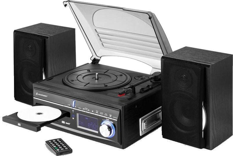 Грамофон-програвач з функцією MP3 і РАДІО