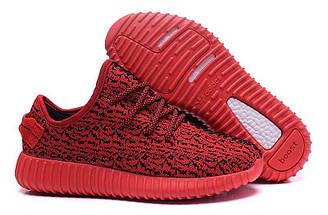 Оригинальные кроссовки женские Adidas Yeezy Boost 350 Red Адидас ейзи буст 350