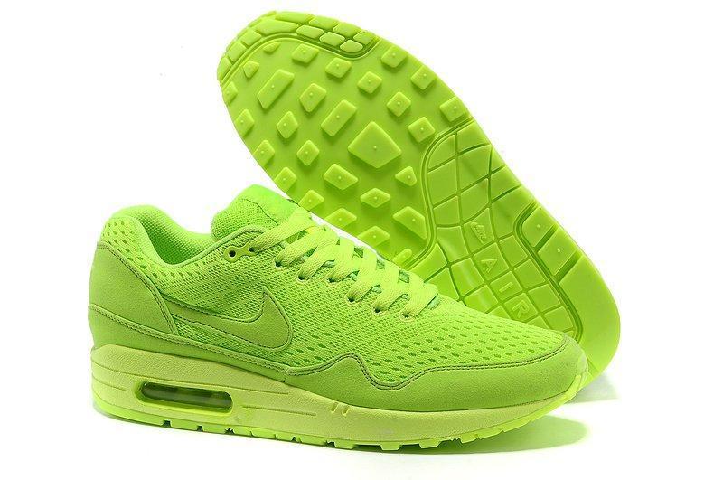 0500860a Кроссовки женские Nike Air Max 87 EM (green) W01 найк аир макс ...