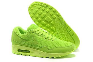 Кроссовки женские Nike Air Max 87 EM (green) W01 найк аир макс