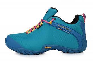 Женские кроссовки Merrell Continuum Goretex Blue