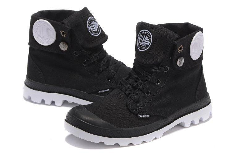 Женские ботинки Palladium Baggy Black