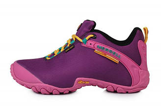 Женские кроссовки Merrell Continuum Goretex Purple Pink