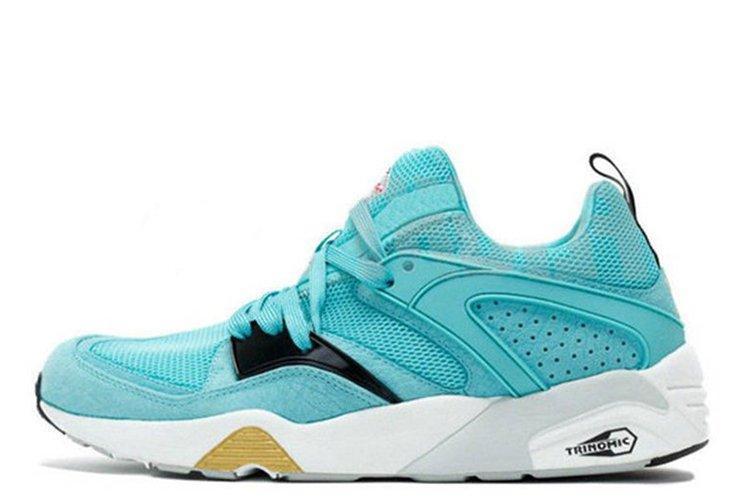 Оригинальные кроссовки женские Puma Sneaker Freaker x Packer Shoes x Blaze Of Glory
