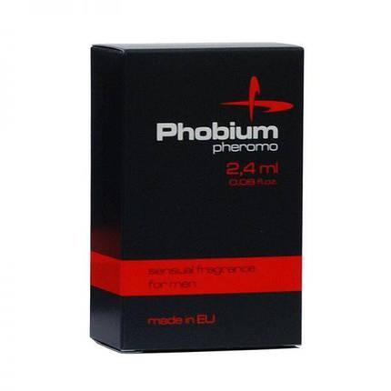 Духи с феромонами мужские PHOBIUM Pheromo for men, 2,4 мл , фото 2