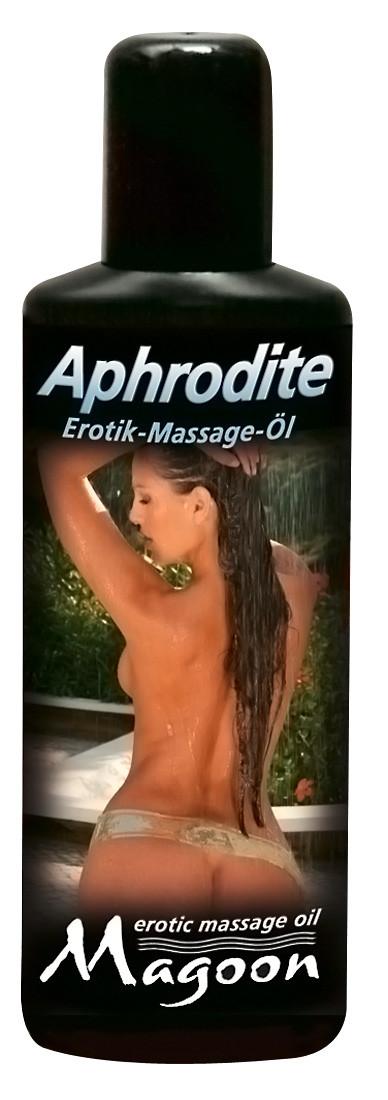 Массажное масло Aphrodite Massageöl — Афродита, 100 мл
