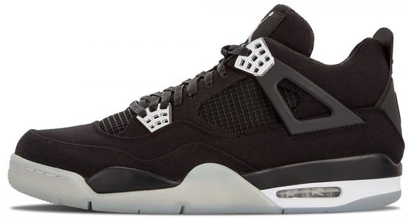 Кроссовки Air Jordan 4 Retro Eminem x Carhartt