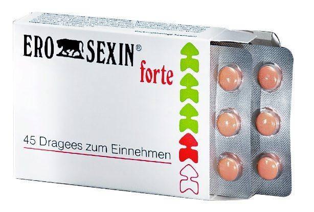 Драже Ero Sexin Forte, 45 шт , фото 2