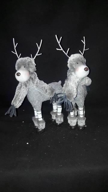 Лоси и олени к новогодним праздникам
