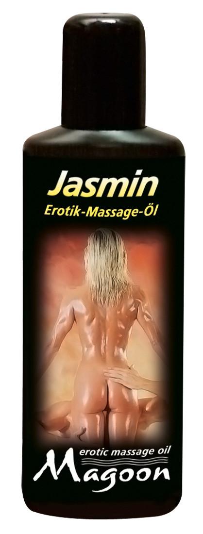 Массажное масло Jasmin Massage — жасмин, 100 мл