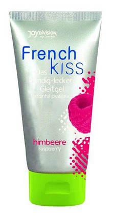 Орально-вагинальная смазка со вкусом малины Frenchkiss Raspberry, 75 мл , фото 2