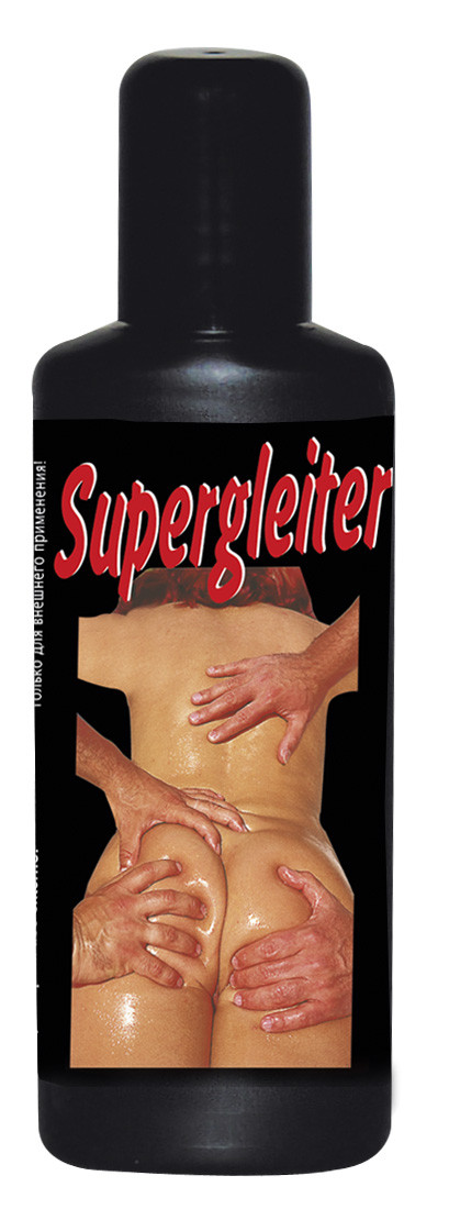 Массажное масло Supergleiter, 50 мл