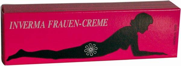 """Возбуждающий крем для женщин """"Frauen Creme"""", 20 мл , фото 2"""