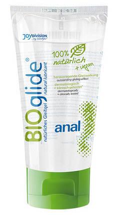 Лубрикант Joydivision BIOglide anal, 80 мл , фото 2