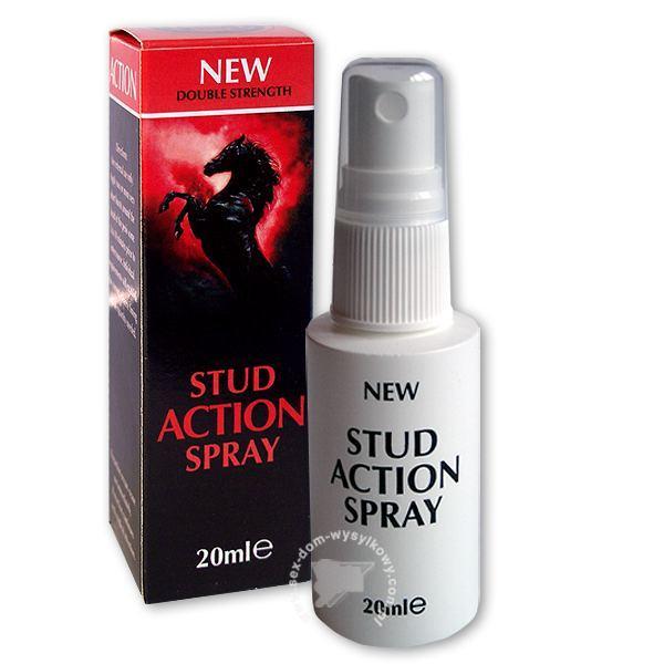Спрей для усиления эрекции Stud Action Spray,20 мл