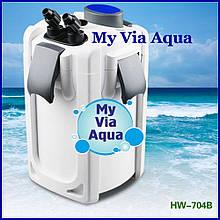 Внешний фильтр для аквариума SunSun HW-704B