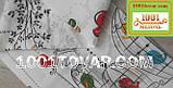 """Тканевая шторка для ванной комнаты на тканевой основе """"Birds"""" (Птички) Jackline, размер 180х200 см., Турция, фото 3"""