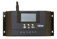 Контроллер заряда CM3048  (48В, 30А, ЖК индикатор)