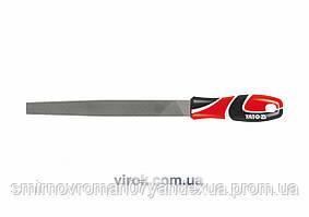 Напильник по металлу плоский YATO 150 мм #2