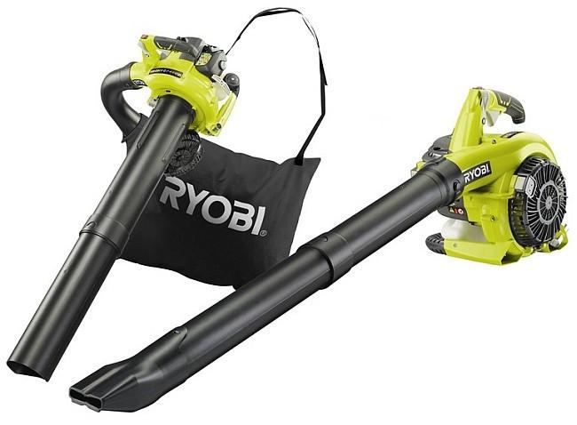 Бензинова повітродувка RYOBI RBV26B