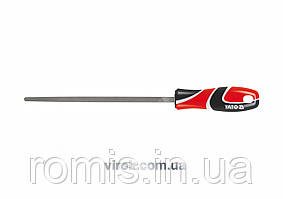 Напильник по металлу квадратный YATO 150 мм #2