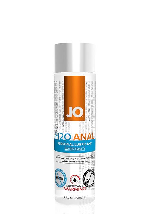 Анальный лубрикант JO Anal H2O Warming
