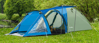 Туристична палатка Presto Soliter 4 клеєні шви тамбур