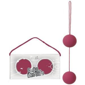 Вагинальные шарики FUNKY LOVE BALLS, 3,5 см