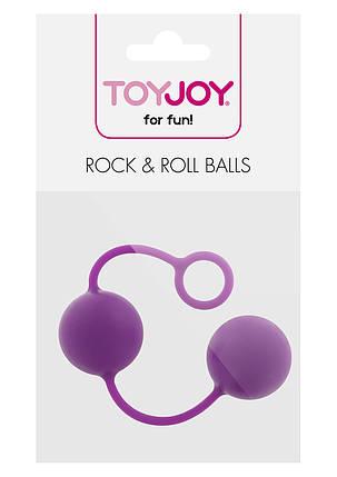 Вагинальные шарики ROCK & ROLL BALLS, 3,5 см, фото 2