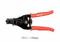 Знімач ізоляції провідників YATO автоматичний, l= 185 мм  [8/48]