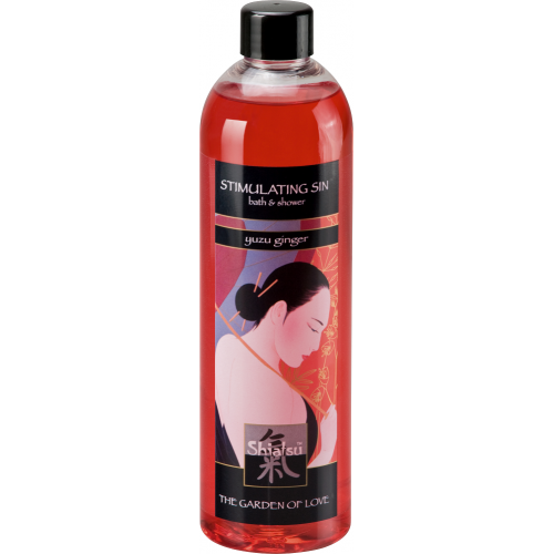 """Гель для ванны и душа с имбирным ароматом """"YUZU GINGER"""", 250 мл"""