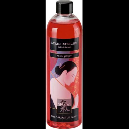 """Гель для ванны и душа с имбирным ароматом """"YUZU GINGER"""", 250 мл , фото 2"""