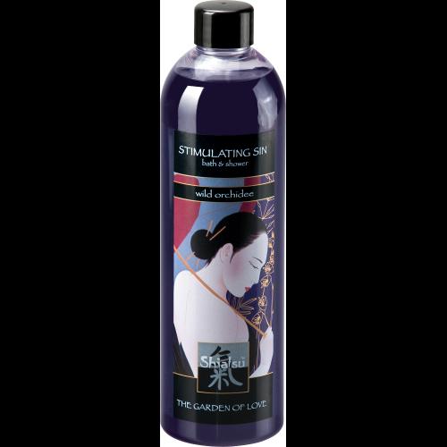 """Гель для ванны и душа с ароматом дикой орхидеи """"WILD ORCHIDEE"""", 250 мл"""