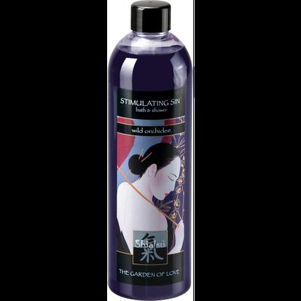 """Гель для ванны и душа с ароматом дикой орхидеи """"WILD ORCHIDEE"""", 250 мл , фото 2"""