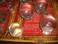 Хрустальный шар на подставке, фото 1