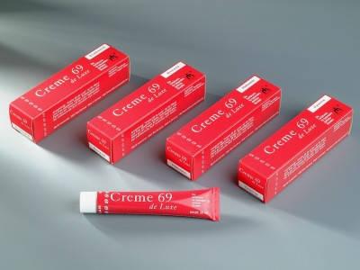 Крем для орального секса Creme 69 de Luxe, 20 мл , фото 2