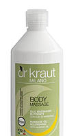 Масло для массажа питательное с миндалем - Massage oil nourishing with almond oil, 500мл