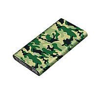 PowerBank Hoco J9 Camouflage Series 10000 mAh Green, фото 1
