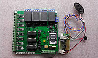 Система диспетчеризации лифтов на базе GSM