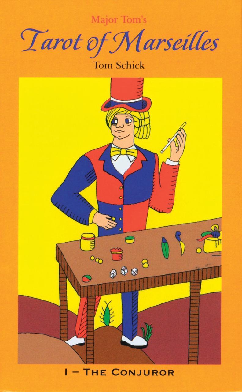 Major Tom's Tarot of Marseilles/ Марсельское Таро Тома Майора