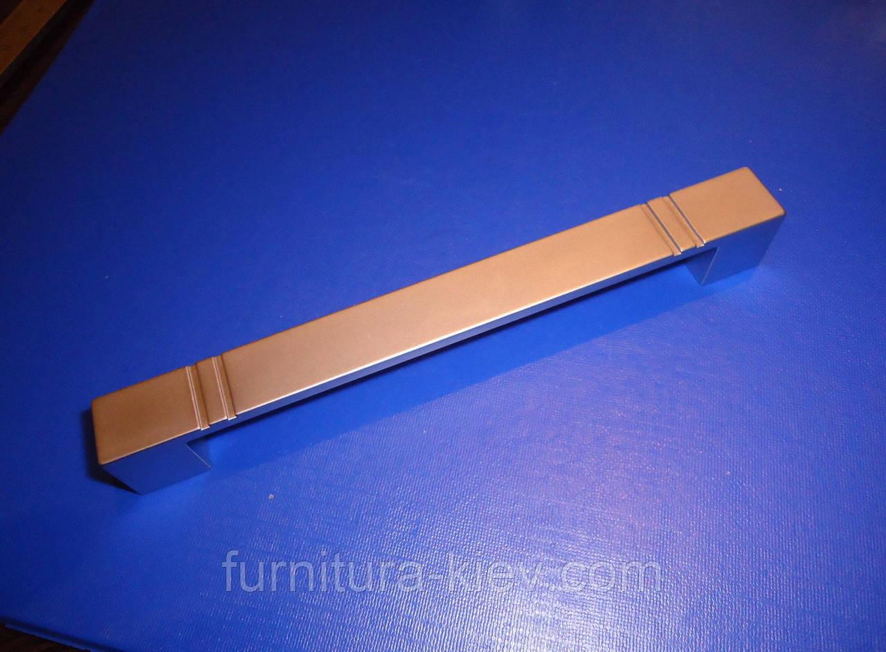 Ручка мебельная UN 49 - 128мм  , фото 1
