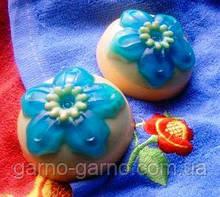 Мужское мыло ручной работы Жовто-Блакитне Подарок Мужчине