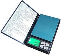 Ювелирные электронные высокоточные весы до 500g Digital Notebook (500/0,01g), фото 1