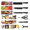 Набор кухонных ножей Knife 6 in 1, фото 5