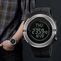 Skmei 1294 compass мужские спортивные часы с компасом, фото 1