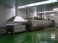 Печи туннельные для выпечки и производства хлеба и кондитерских изделий