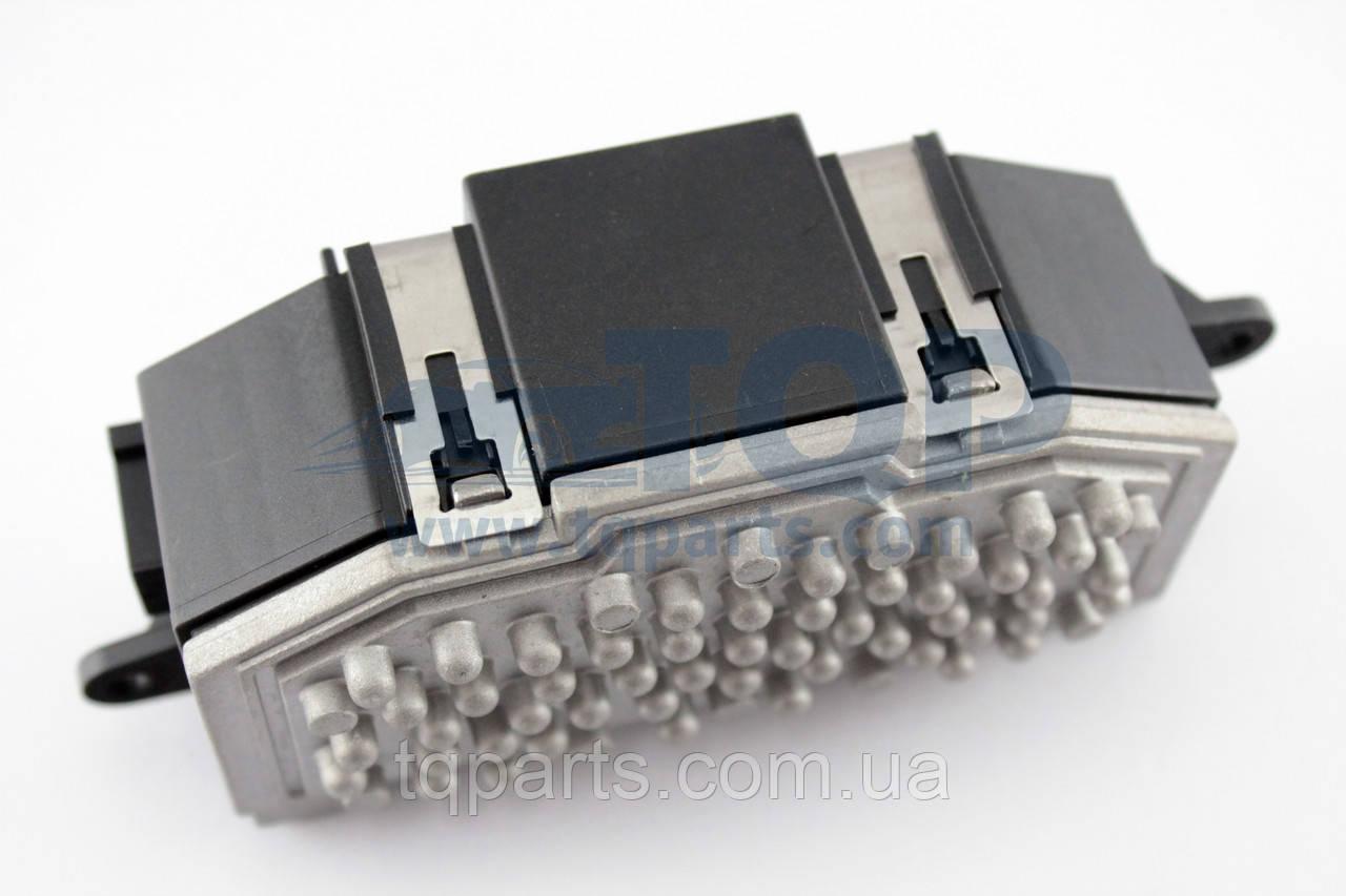 Резистор вентилятора отопителя, Резистор печки 8K0820521B, Audi A4 (B8) 07-15 (Ауди A4)