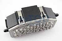 Резистор вентилятора отопителя, Резистор печки 8K0820521B, Audi A4 (B8) 07-15 (Ауди A4), фото 1