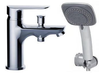 Смеситель для ванны  латунный 145ММ