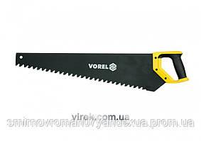 Ножовка по пено-газобетону VOREL 600 мм 15 TPI